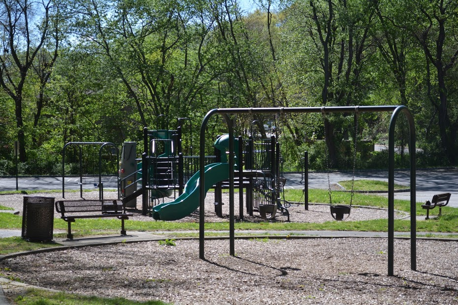 Swings and Playground Equipment