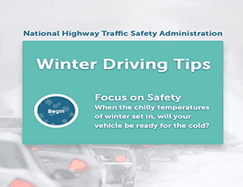 Winter Driving Tips - News Flash