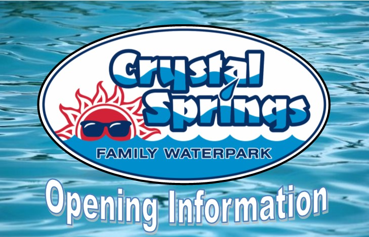 Newsflash Crystal Springs Opening