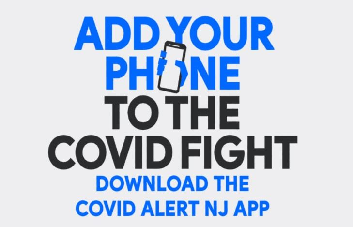 Newsflash COVID Phone App