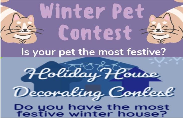 Newsflash Winter Holiday Contests