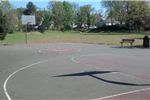 Sadowski Basketball Court